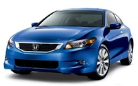 2009 Honda Accord Coupe, Front Left Quarter View, manufacturer, exterior
