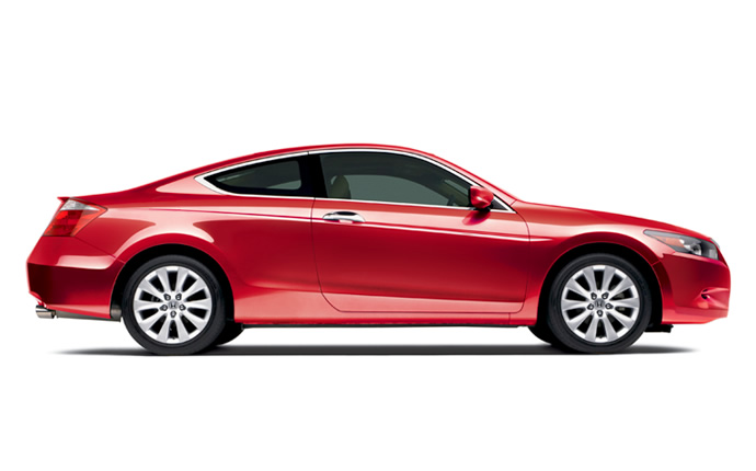 2009 Honda Accord Coupe, Right Side View, manufacturer, exterior