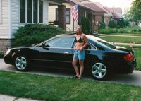 Picture of 2001 Acura CL 3.2 Type-S FWD, exterior, gallery_worthy