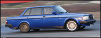 Picture of 1987 Volvo 240, exterior, gallery_worthy