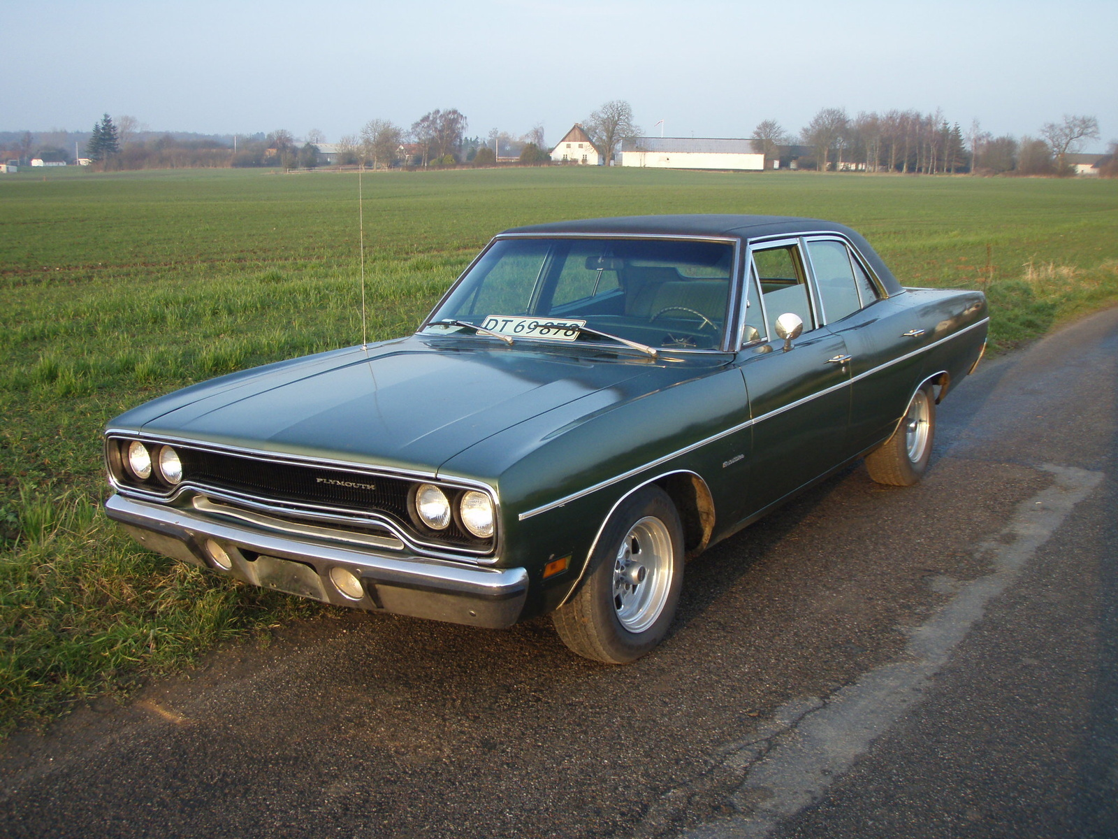 Plymouth Satellite Overview Cargurus