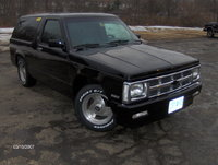 Picture of 1994 Chevrolet S-10 Blazer 2 Dr STD SUV, exterior