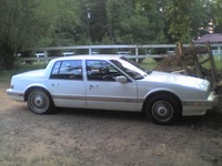 1990 Cadillac Seville STS, Picture of 1990 Cadillac Seville 4 Dr STS Sedan, exterior