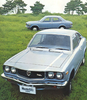 1971 Mazda RX-3 Overview