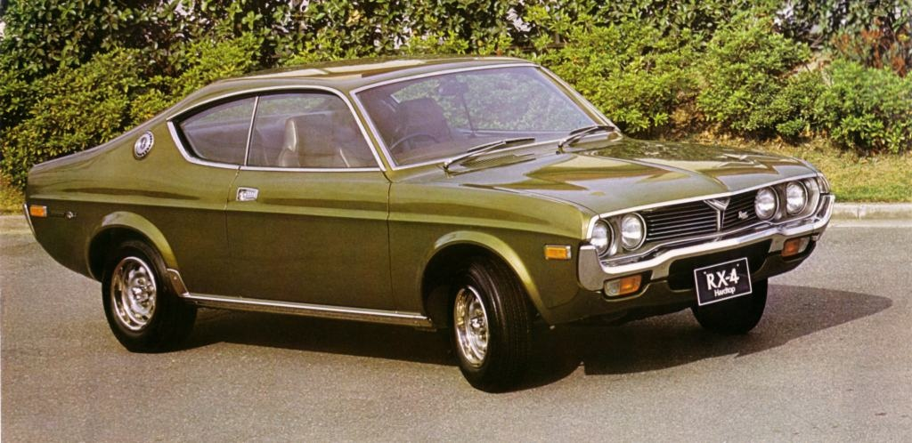 1977 Mazda RX-4 - Overview - CarGurus