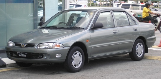 Picture of 1993 Proton Wira