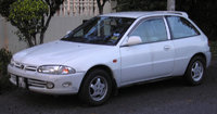 Picture of 1995 Proton Satria, exterior, gallery_worthy
