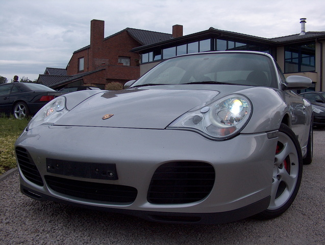 Picture of 2002 Porsche 911 Carrera 4S AWD, exterior, gallery_worthy