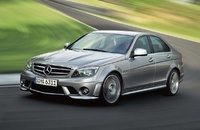 2009 Mercedes-Benz C-Class Picture Gallery