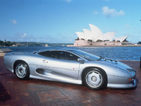 1994 Jaguar XJ220 Overview