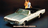 1966 Oldsmobile Cutlass picture, exterior