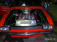 Picture of 1970 Ford Capri, engine