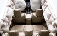 2009 Honda Accord, Interior Airbag View, interior, manufacturer