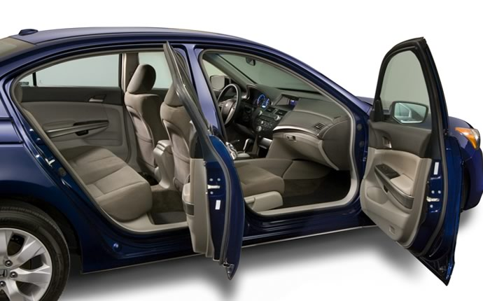 2009 Honda Accord, Doors Open, manufacturer, exterior, interior