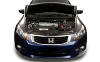 2009 Honda Accord, Engine View, manufacturer, exterior, interior