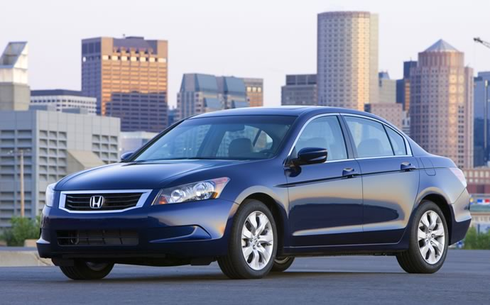 2009 Honda Accord, Front Left Quarter View, exterior, manufacturer