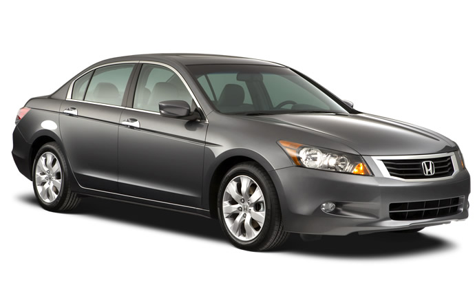 2009 Honda Accord, Front Right Quarter View, manufacturer, exterior