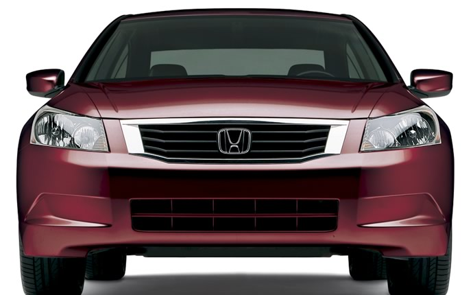 2009 Honda Accord, Front View, manufacturer, exterior