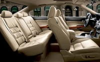 2009 Honda Accord, Interior Side View, interior, manufacturer