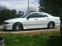 Picture of 1998 Mitsubishi Magna, exterior, gallery_worthy