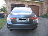 Picture of 2008 Honda Accord, exterior