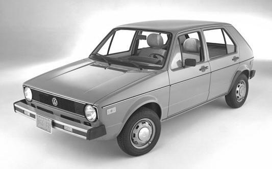 Picture of 1978 Volkswagen Rabbit, exterior, gallery_worthy