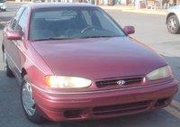 Picture of 1994 Hyundai Elantra 4 Dr GLS Sedan, exterior