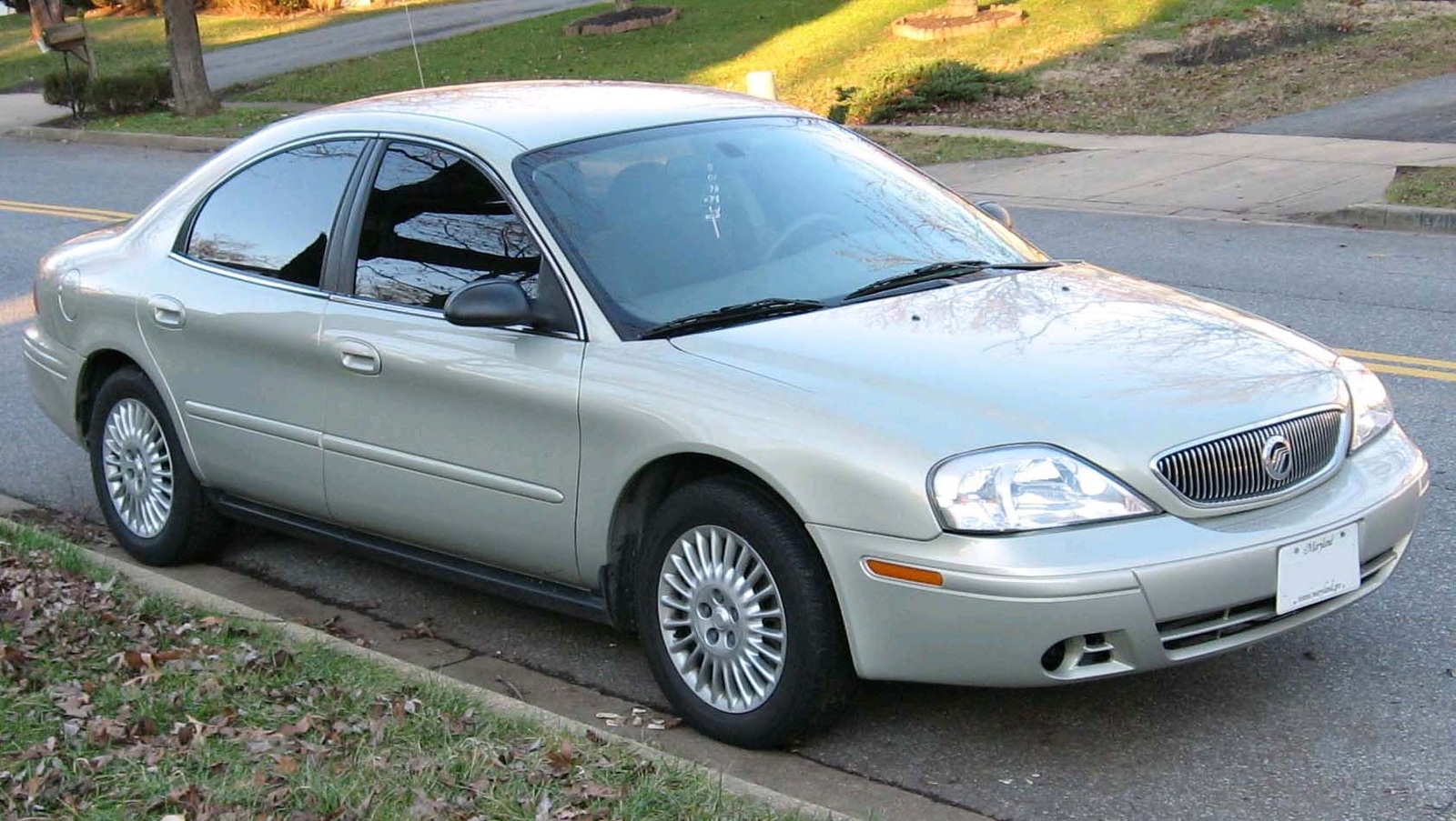 2004 Mercury Sable picture, exterior