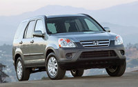 2005 Honda CR-V Overview