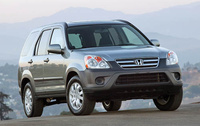 2005 Honda CR-V Picture Gallery