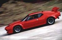 1983 De Tomaso Pantera Overview