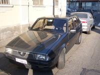 1986 Alfa Romeo 75 Overview