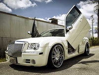 2008 Chrysler 300 C picture, exterior