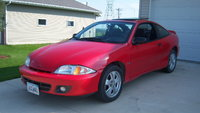 Picture of 2001 Chevrolet Cavalier Z24 Coupe, exterior