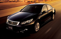 2008 Honda Accord Picture Gallery