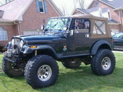 Jeep CJ Sale