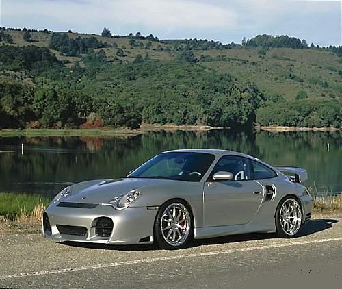 1995 Porsche 911 Exterior: 2008 Porsche 911