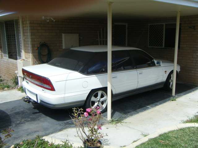 Picture of 1997 Holden Statesman
