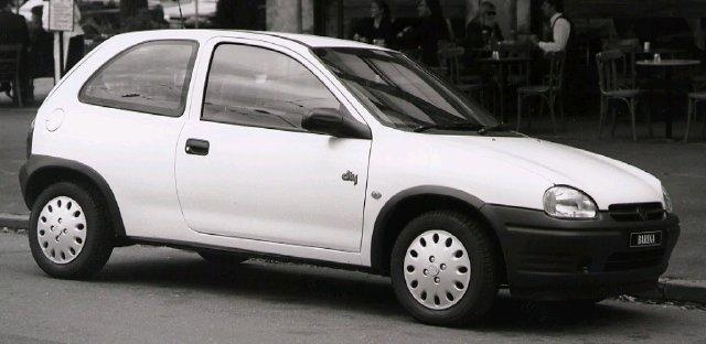 Picture of 1999 Holden Barina