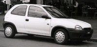 1999 Holden Barina Overview
