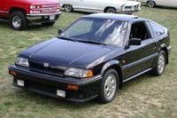 1987 Honda Civic CRX Si, exterior