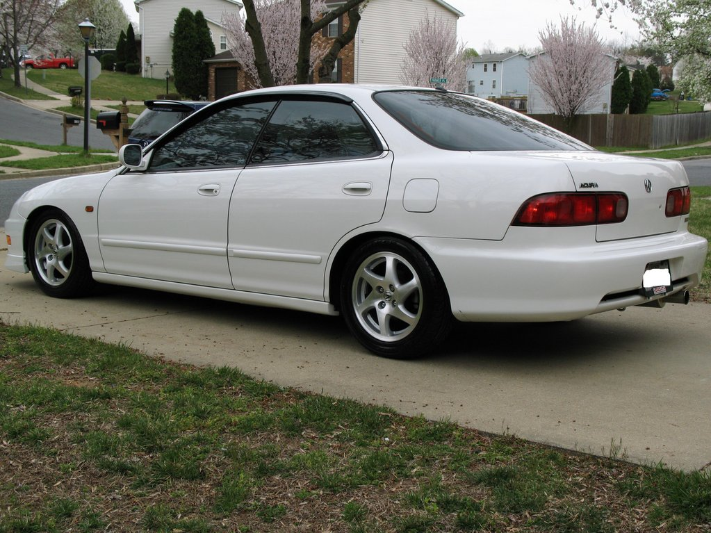 1994 Acura Integra GS-R Sedan related infomation,specifications ...