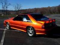 1983 Ford Mustang GT picture, exterior