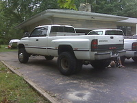 Picture of 1997 Dodge Ram Pickup 3500 Laramie SLT 4WD Extended Cab LB, exterior