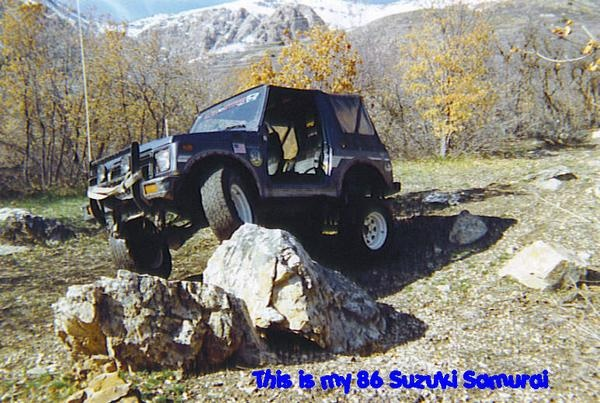 Picture of 1990 Suzuki Samurai JL 4WD, exterior, gallery_worthy