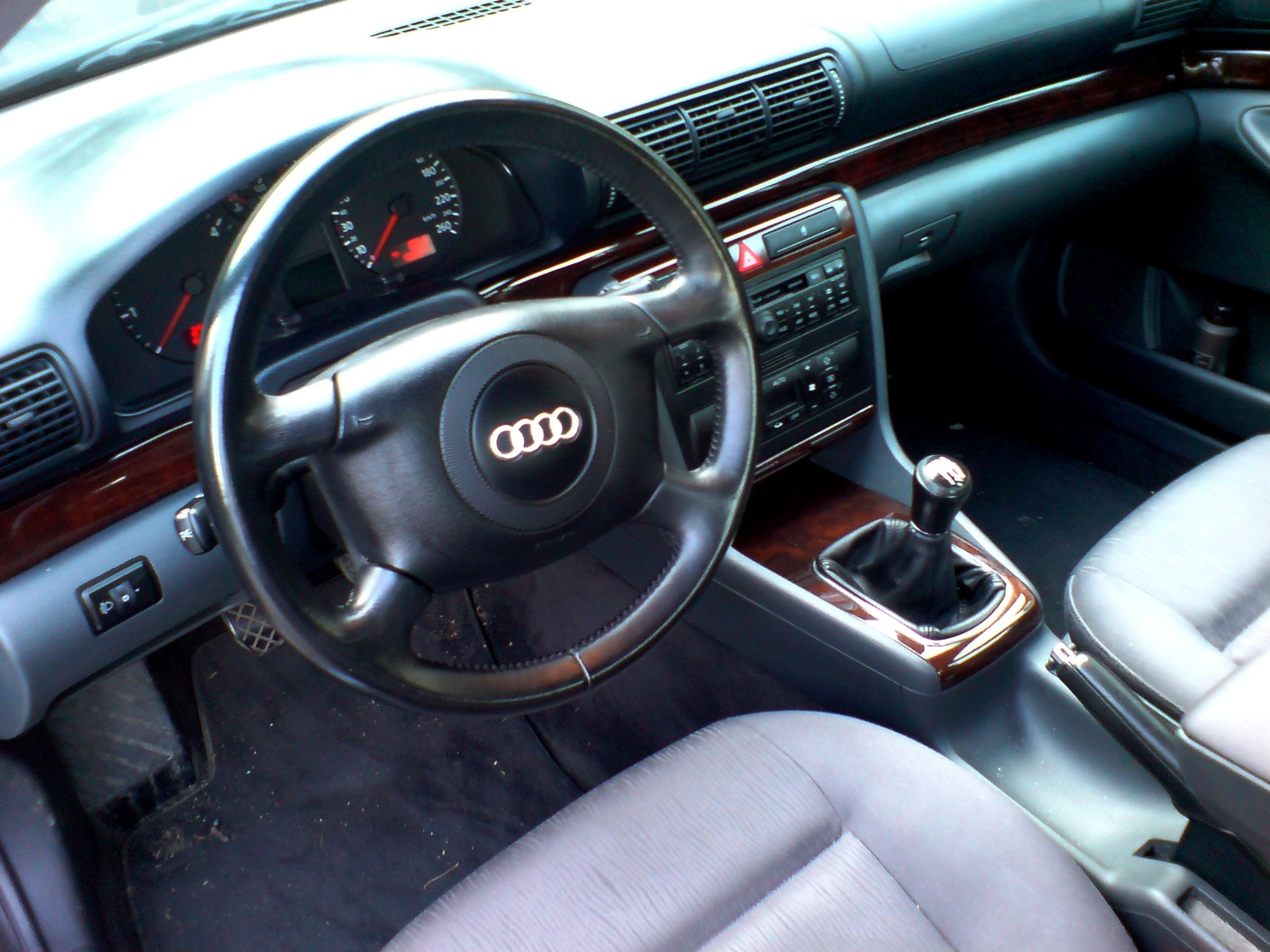 2001 audi a4 interior pictures cargurus. Black Bedroom Furniture Sets. Home Design Ideas