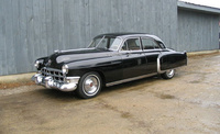 1949 Cadillac Fleetwood Overview