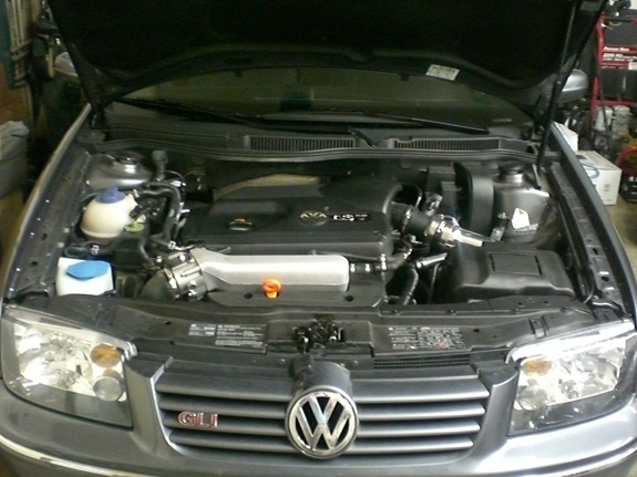 Picture of 2004 Volkswagen Jetta GLI 1.8T, engine