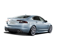 Picture of 2009 Jaguar XF, exterior, manufacturer