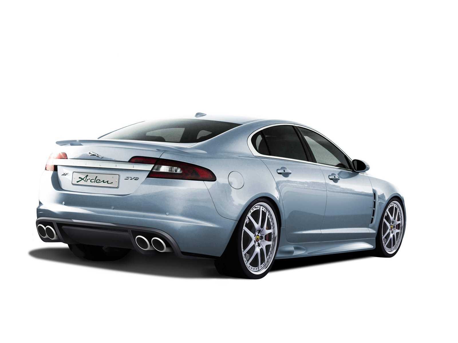 jaguar xf 2009 - photo #8